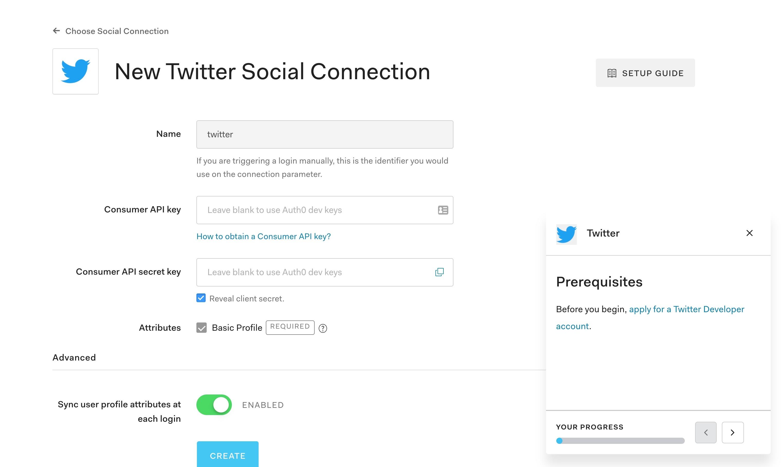 Create social connection