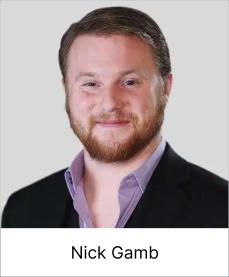 Developer Day speaker Nick Gamb