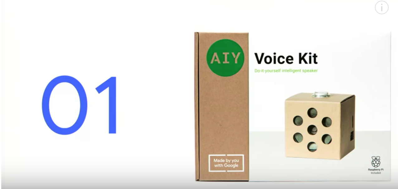 Introducing Voice Kit