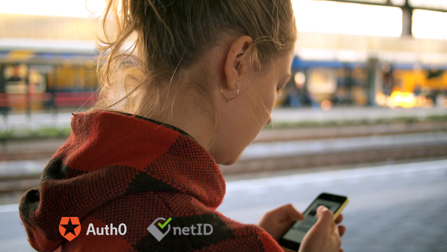netID and Auth0 identity and authentication integration