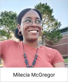 Developer Day speaker Milecia McGregor