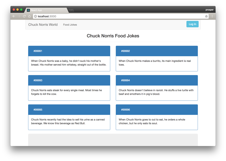 Chuck Norris World