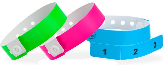 Club wristbands