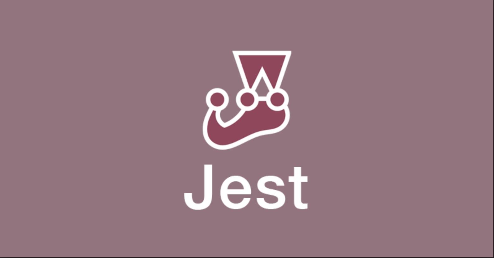 Jest logo - An open-source testing framework