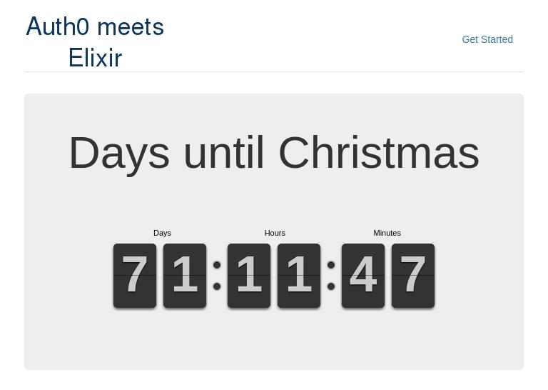 Phoenix Countdown