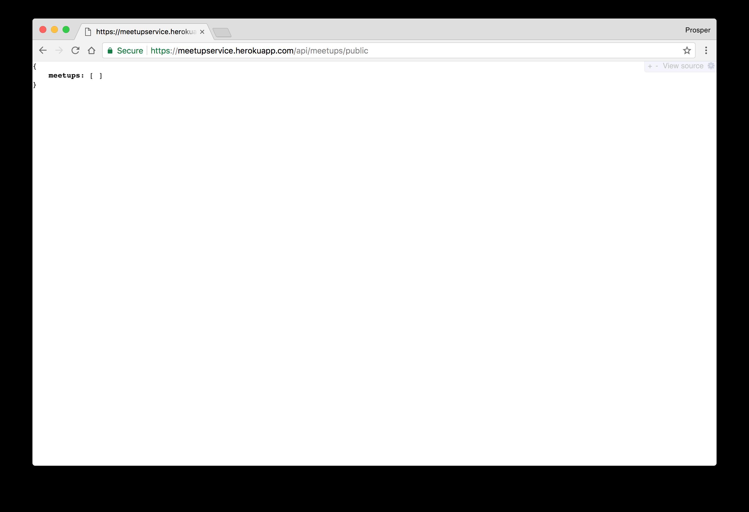 JavaScript Deploy