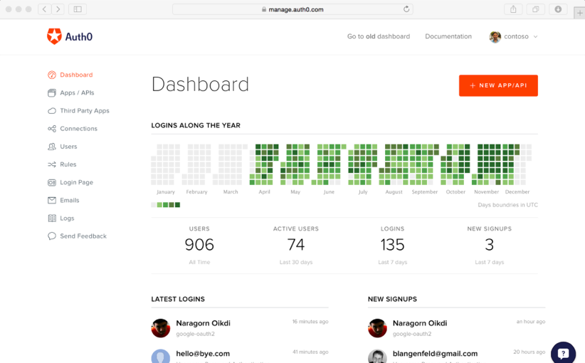 Central utility customer dashboard consolidates information streams
