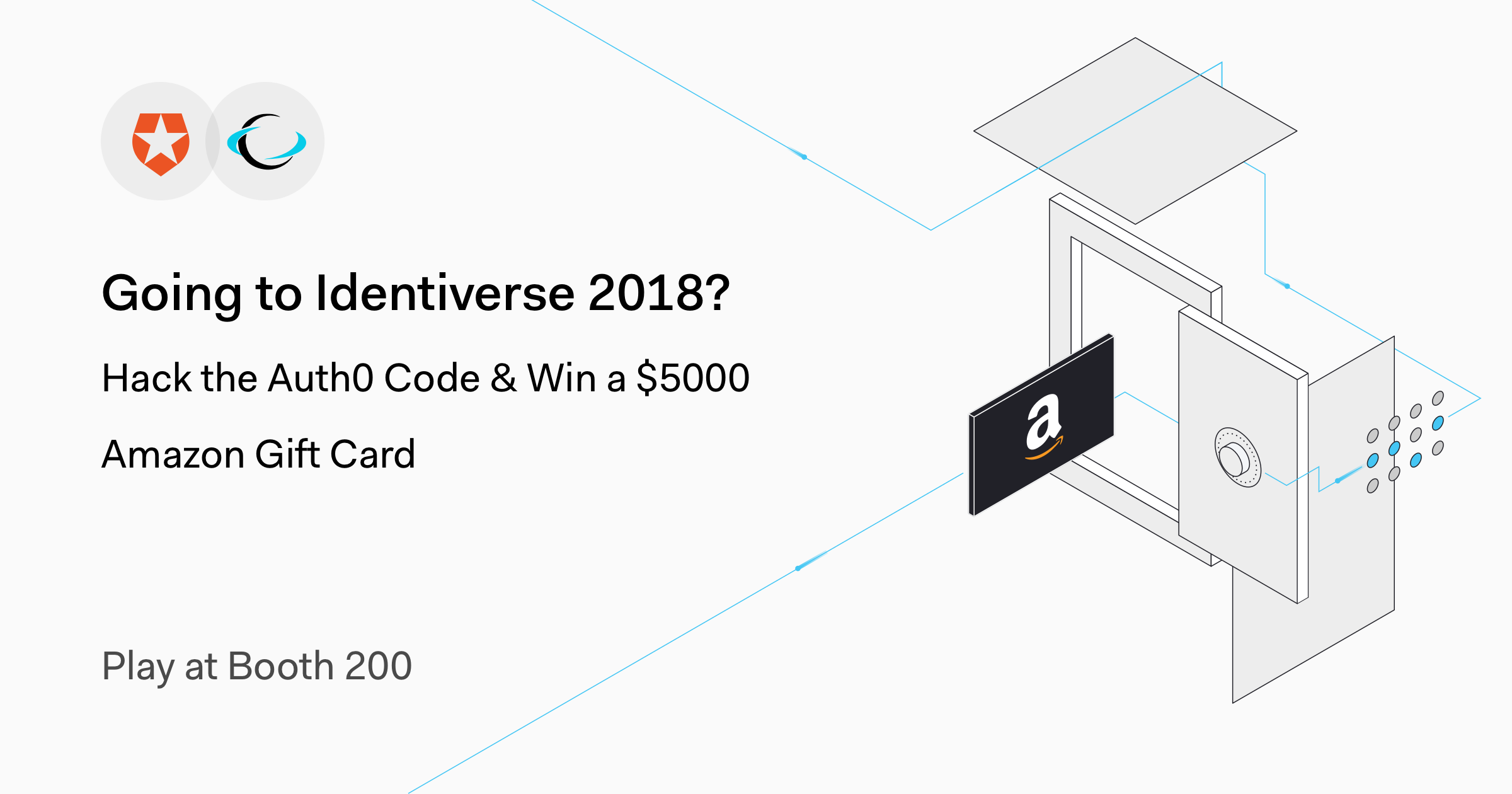 Auth0 will be at Identiverse 2018
