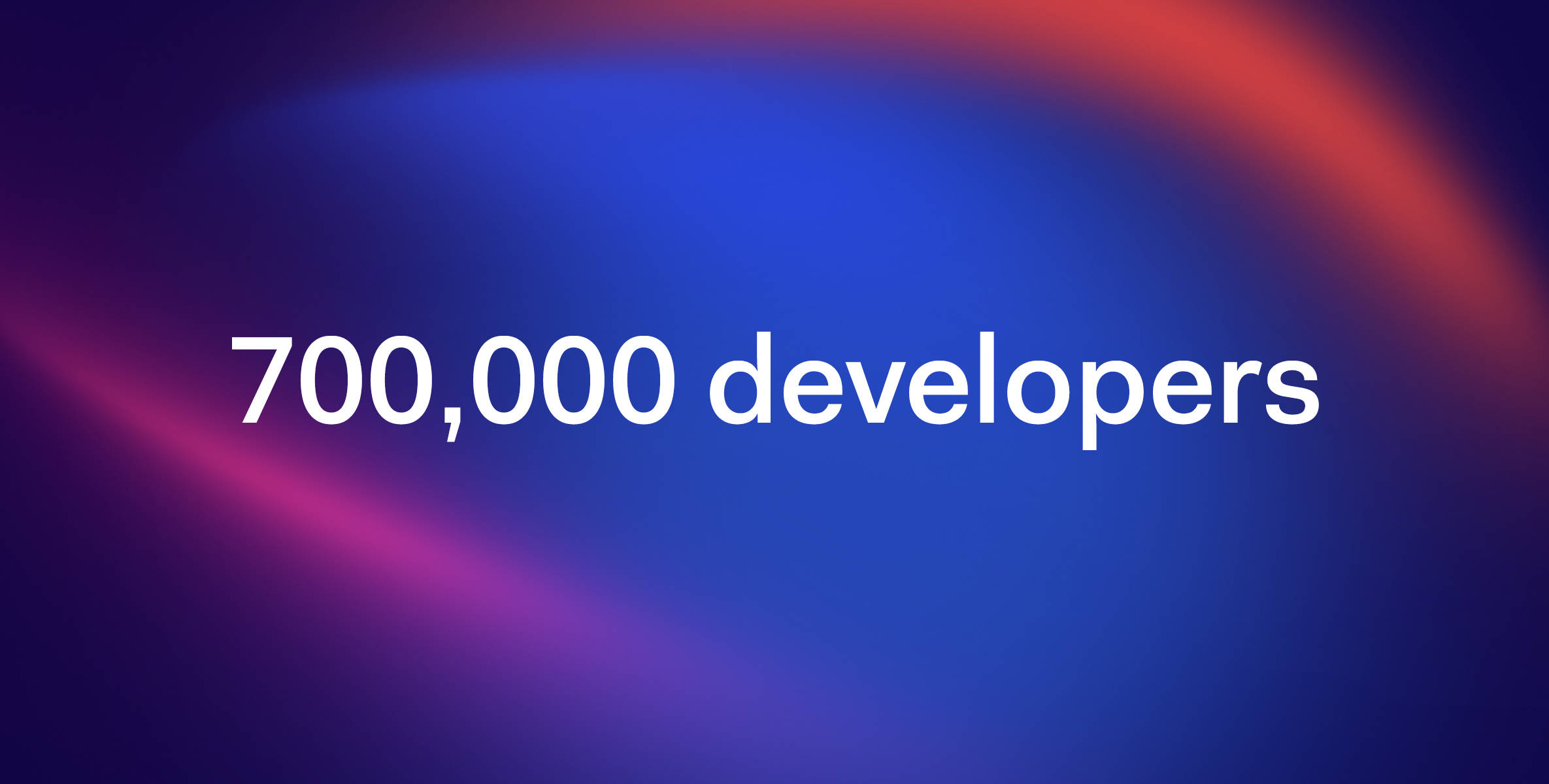 After six years, Auth0's blog is now read by more than 700,000 developers monthly.