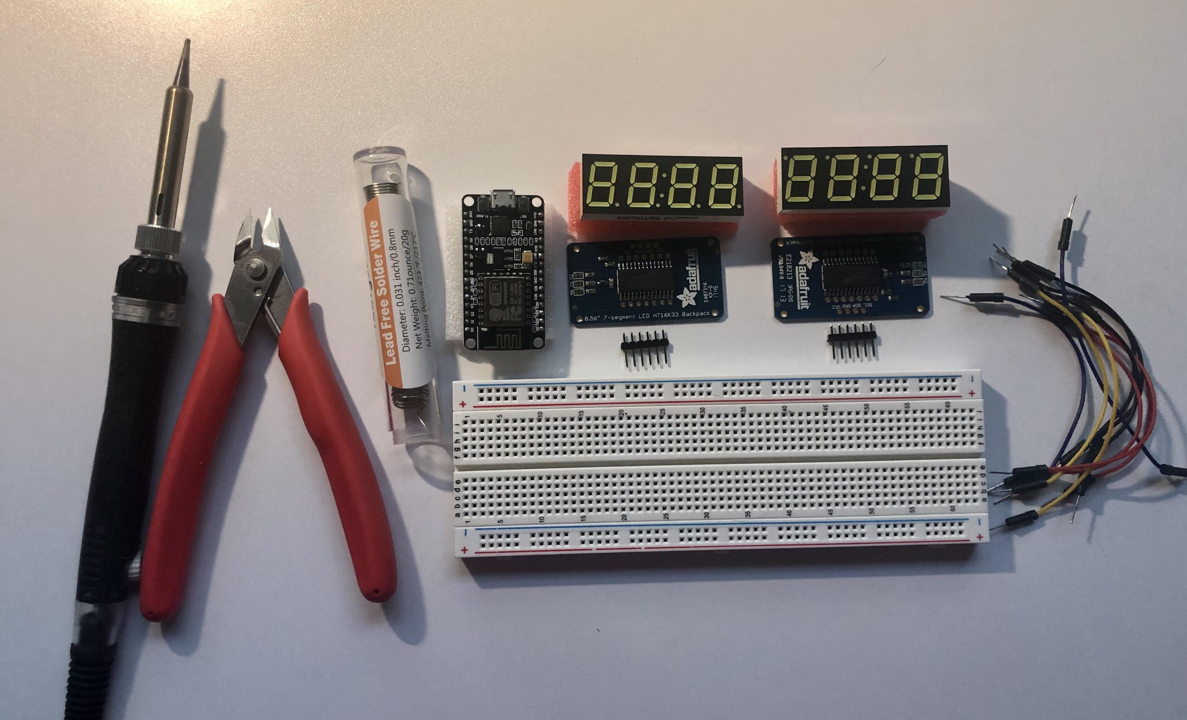 Prototype supplies