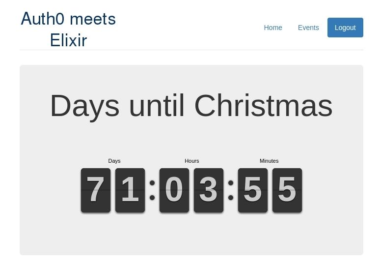 Phoenix Countdown End
