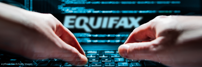 When a data breach occurs, cyberthieves have the ability to open bank accounts, lines of credit, etc.