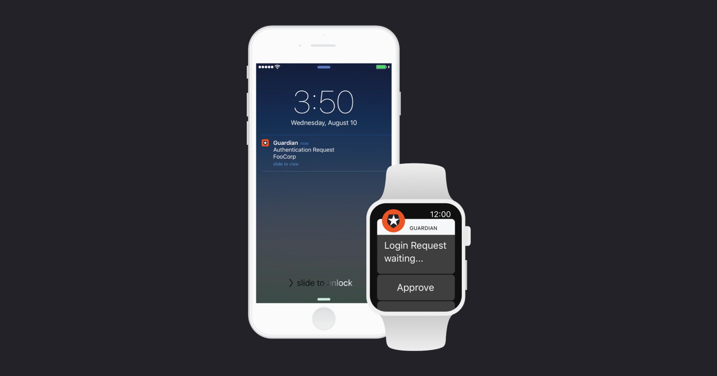 Auth0's Guardian app is a popular choice for two-factor authentication