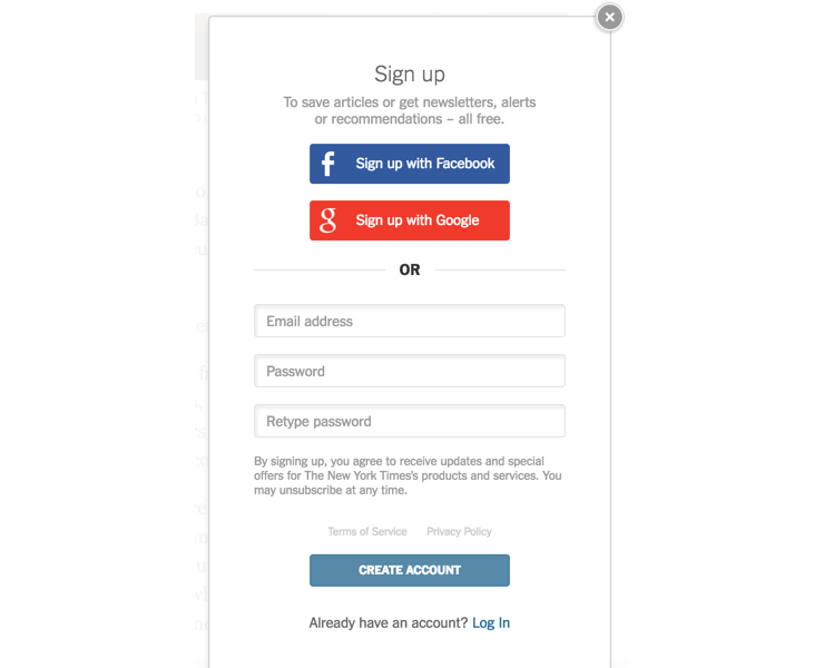 CIAM social login helps you personalize your marketing and content efforts
