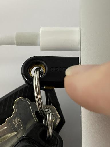 Hardware Security Key