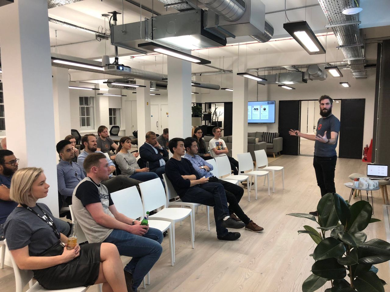 London ISM Meetup in November 2018