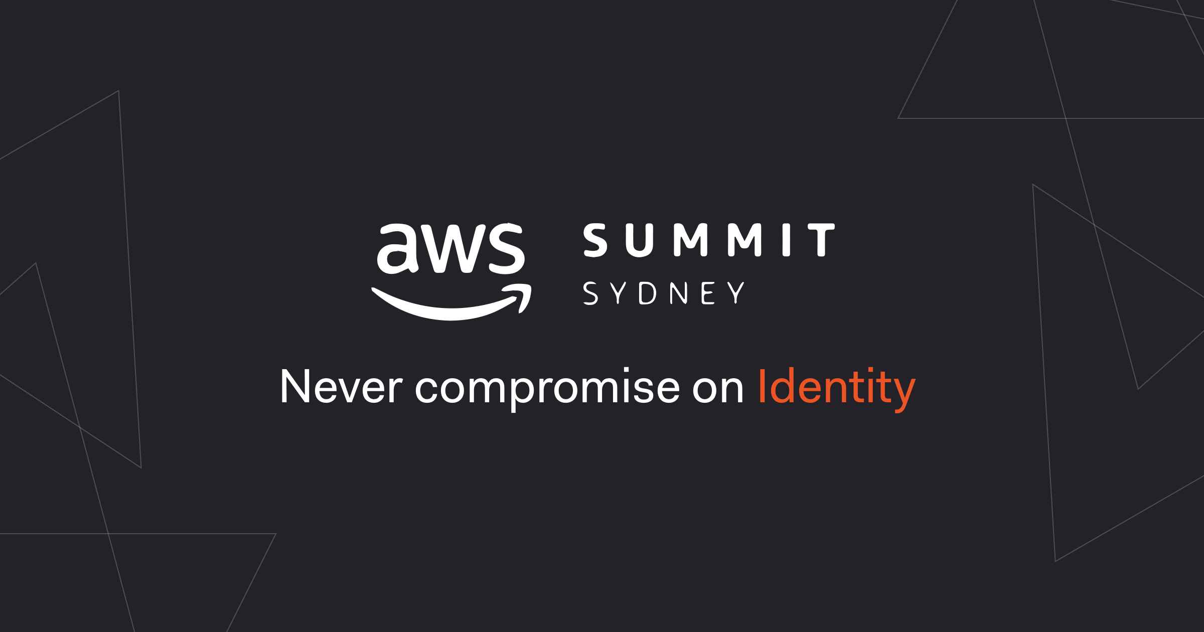 AWS Summit Sydney