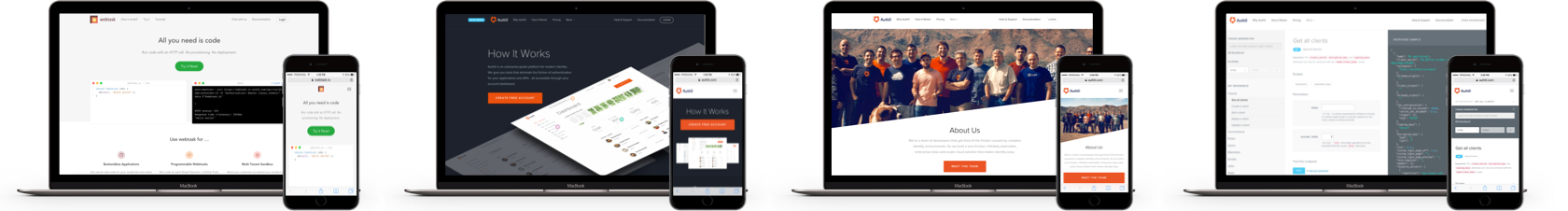 Design process sites