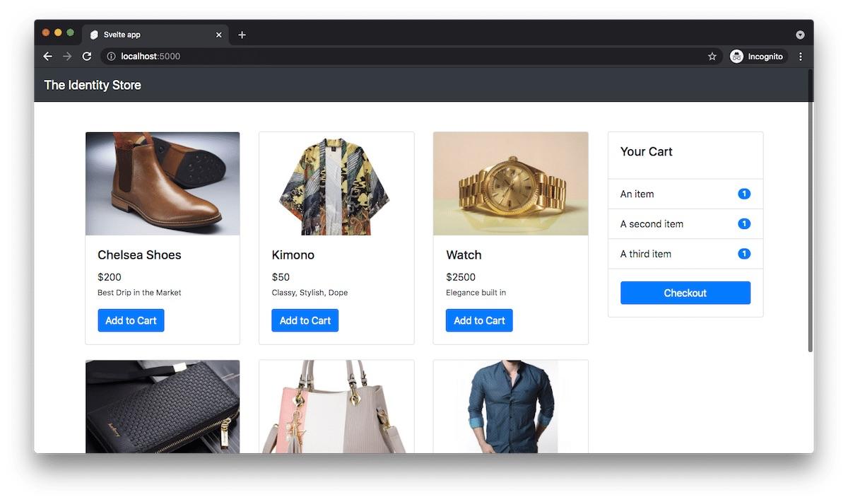 """Homepage - E-commerce App"""