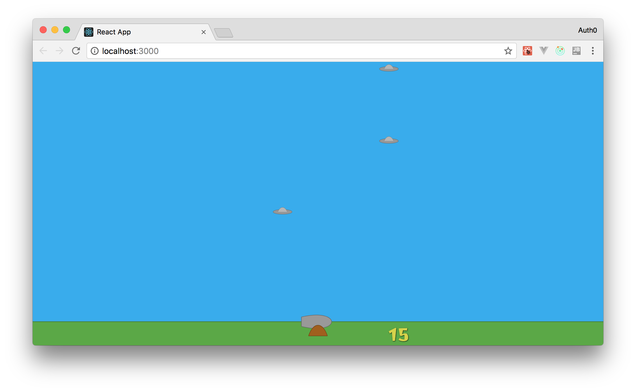 Using CSS animation with React