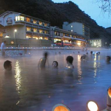 Geothermal Onsen Wonders