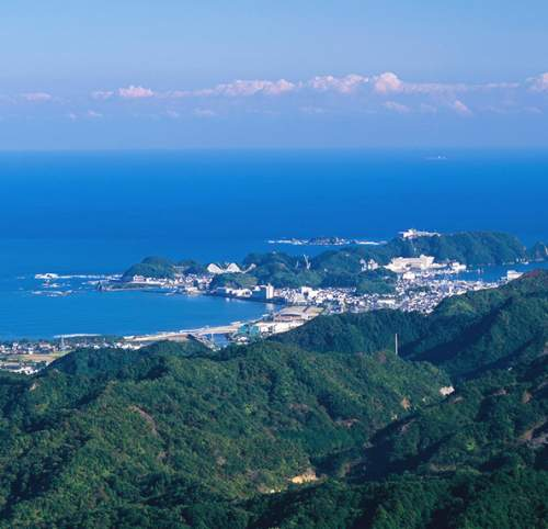 South Coast & Kumano Kodo Region
