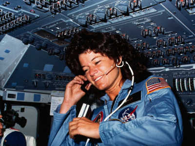 20 Things You Never Knew About Groundbreaking Astronaut Sally Ride