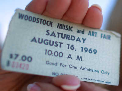 15 Vintage Photographs Of Woodstock In Honor Of Its 50th Anniversary