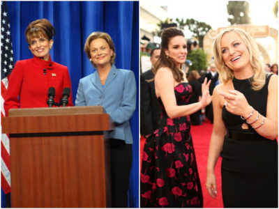 12 Of The Best Amy Poehler And Tina Fey Moments