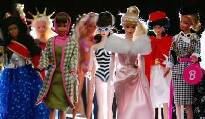 The Evolution Of Barbie Throughout The Years
