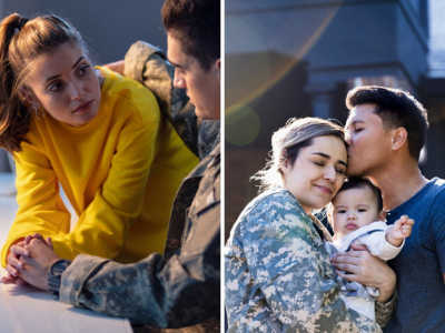 13 Military Spouses Whose Powerful Stories Will Move You