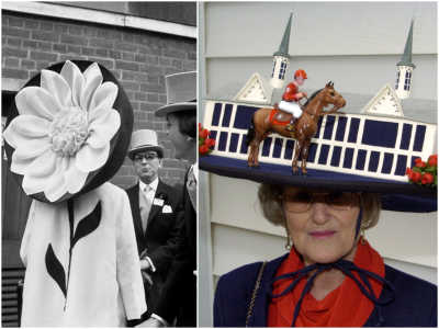 15 Obnoxious Derby Hats Throughout The Years