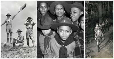 20 Photos Of Boy Scouts Throughout The Years