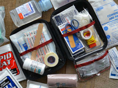 18 Essential Items That Should Be In Every First-Aid Kit