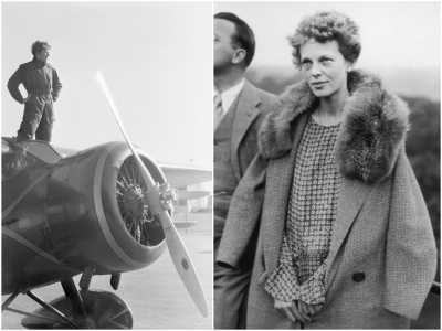13 Vintage Photos Of Amelia Earhart