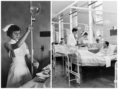 19 Vintage Photos Of Nurses From Decades Past