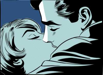 I Was Already in My 50s When I Had The...Best. Kiss. Ever.