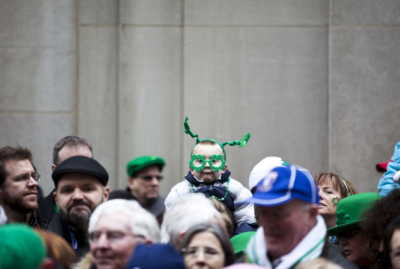 Green Day: 28 Snapshots That Capture The Spirit Of The St. Patrick's Day Parade