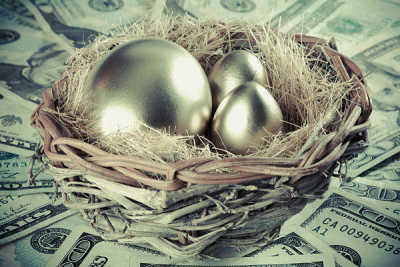 Retirement Savings Surge Big-Time