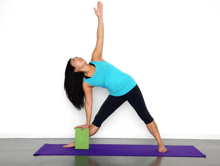 Triangle Pose | 7 Best Yoga Poses for Stress Relief ...