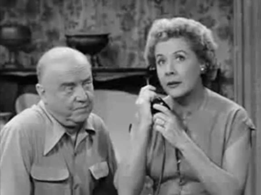 Vivian Vance and William Frawley | 10 Famous Duos Who ...