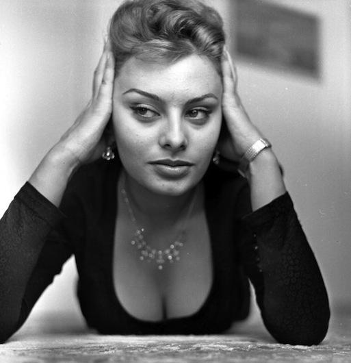 Sophia Loren Face Off Stars Without Makeup Purple Clover