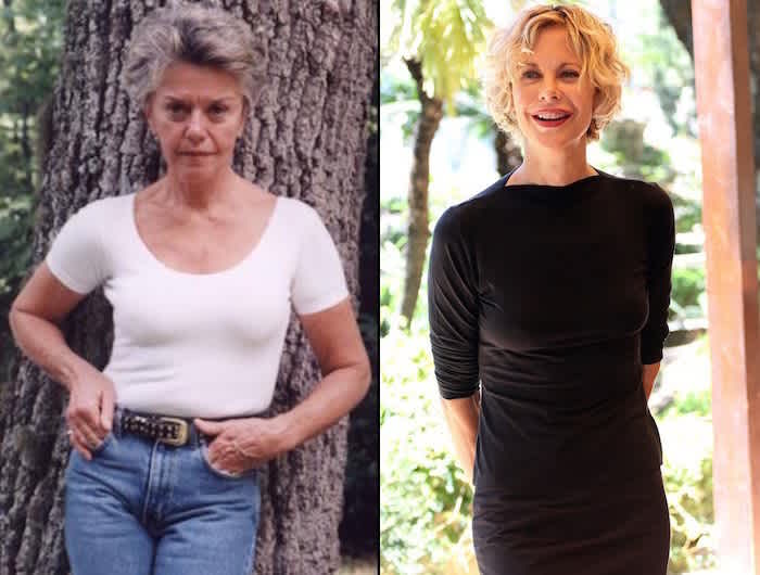 Meg Ryan And Her Mom 10 Famous Family Feuds Purple Clover