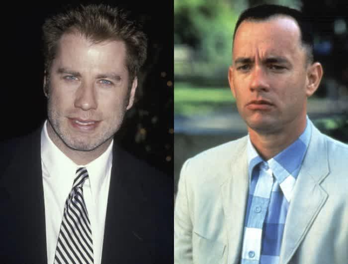 Resultado de imagen para John Travolta en Forrest Gump