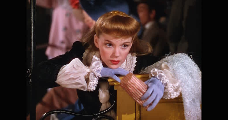 Esther Smith Judy Garland Great Christmas Movie Characters Who