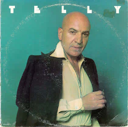 Telly Savalas | 15 Forgotten Albums by Famous Actors