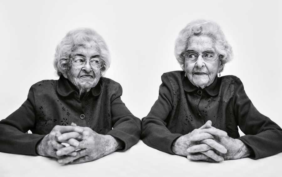 Інес Гарріс та Венеція Шоу, 1911 року народження