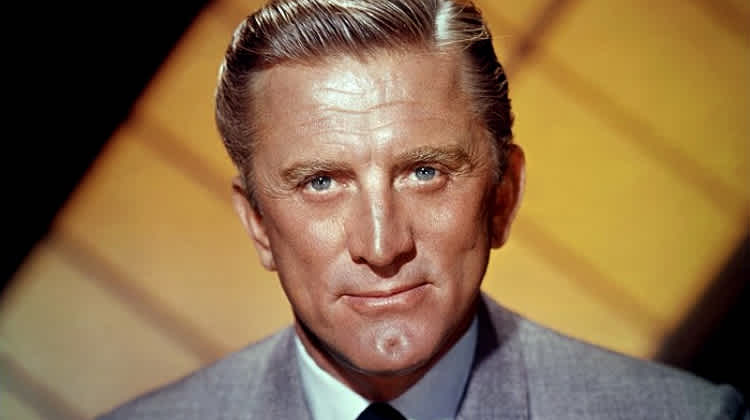 He Led With His Chin | Kirk Douglas: A Life in Pictures