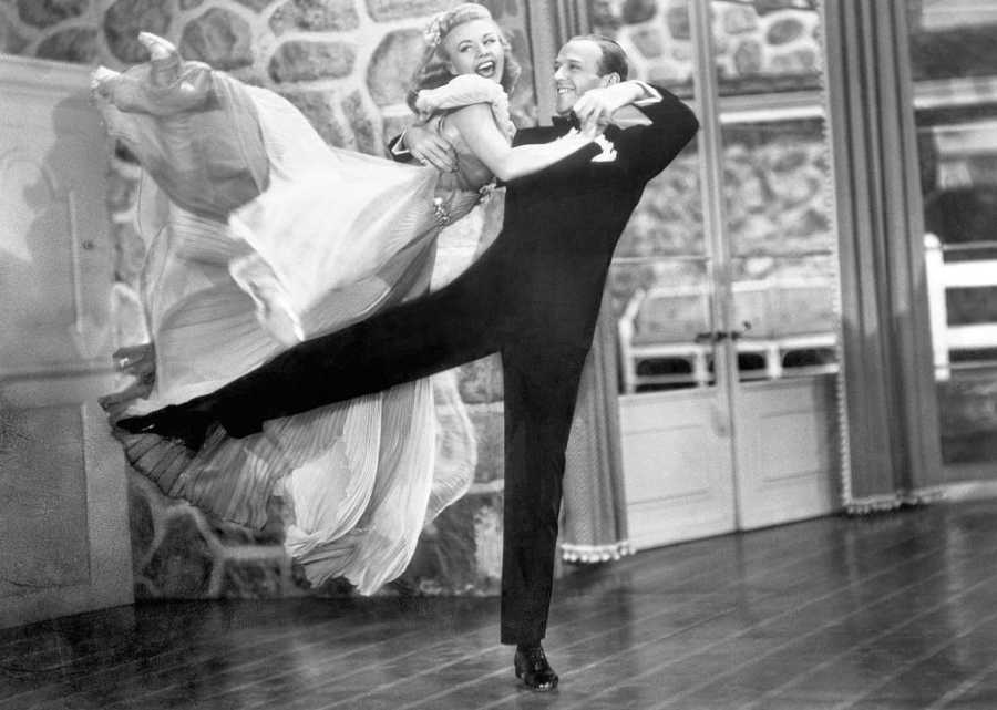 Fred Astaire And Ginger Rogers 10 Famous Duos Who Couldn T Stand Each Other Purple Clover