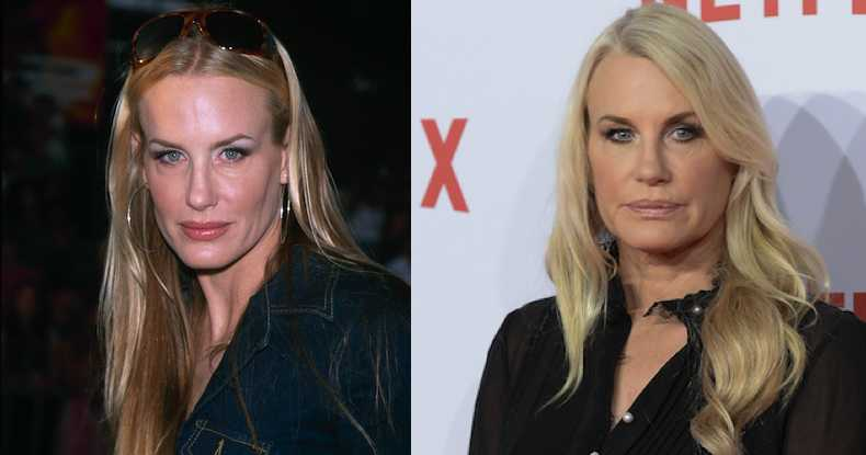 Image result for Daryl Hannah before and after plastic surgery